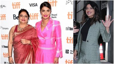 Priyanka Chopra'a Mother, Madhu Chopra Rubbishes Reports of her Pregnancy, Blames the Camera Angle for Wrong Pictures