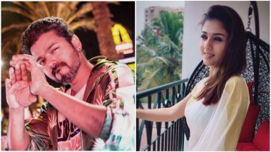 LEAKED! Here's When Vijay's Co-Star Nayanthara Will Join the Sets of Thalapathy 63