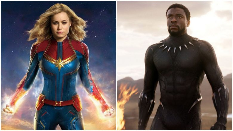 Brie Larson's Captain Marvel Fails to Beat Black Panther's THIS Record - Read Details