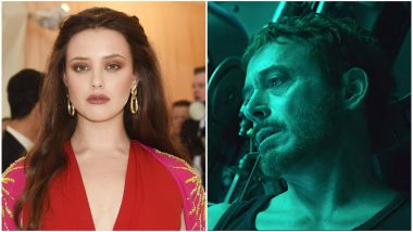 Avengers: Endgame - This New Theory Suggests How Katherine Langford Will Save Tony Stark aka Iron Man Stranded in the Space