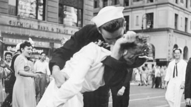 'Kissing Sailor' in the Iconic Times Square Photo Symbolising the End of World War II Dies at 95
