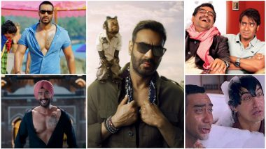 Total Dhamaal: 13 Times Ajay Devgn Attempted to Make Us Laugh and How the Movies Fared at the Box Office