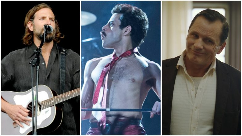 Oscars 2019 Best Actor Winner Predictions: From Rami Malek in Bohemian Rhapsody to Bradley Cooper in A Star is Born – Who Will Win the Trophy at 91st Academy Awards?