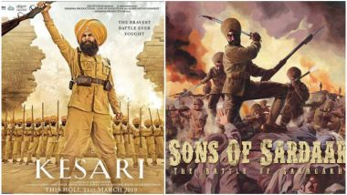 Akshay Kumar's Kesari to Have No Competition From Ajay Devgn's Sons of Sardaar and This Movie Could Be the Reason?