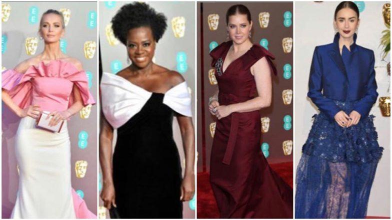 Bafta Winners 2019: BAFTA Awards 2019: Viola Davis, Amy Adams And Tatiana