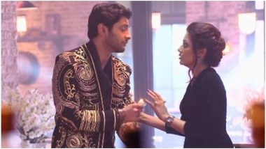 Kumkum Bhagya February 14, 2019 Written Update Full Episode: King Decides that If He Can't Live with Pragya Then They Will Die Together