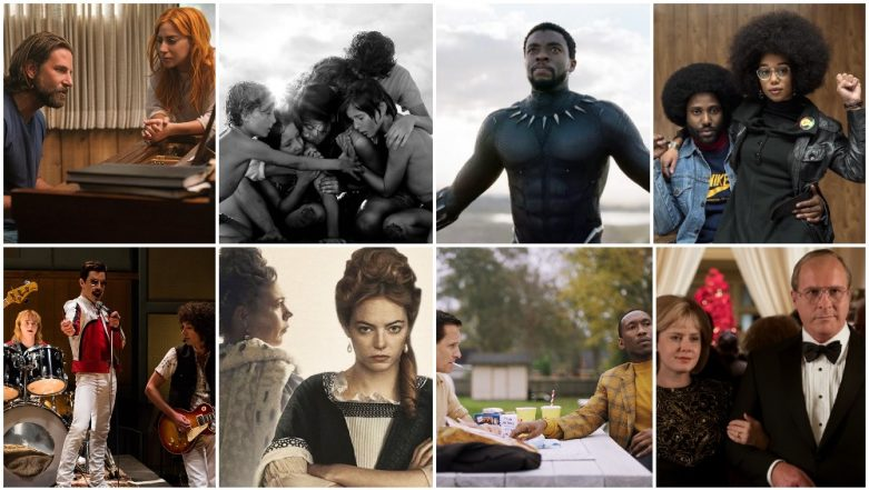 Oscars 2019 Best Picture Winner Predictions: From Black Panther to Bohemian Rhapsody, Who Will Win the Trophy at 91st Academy Awards?