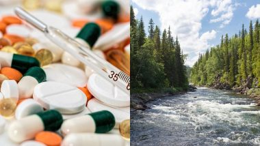 Medicines Causing Pollution? Traces of Pharmaceutical Drugs Found in Fresh Water, Posing Environmental Risk