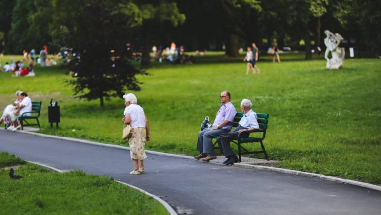 Just 20-Minute Visit to Park Can Cut Stress, Make You Happy