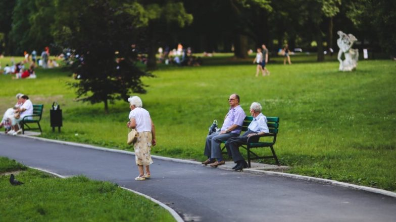 Brisk Walking May Prevent Disability in Older Adults