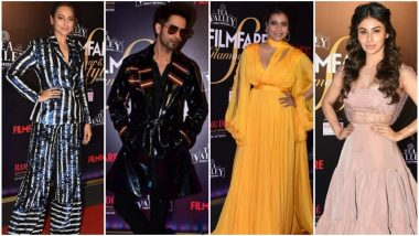 Filmfare Glamour and Style Awards 2019 Worst Dressed: Shahid Kapoor, Kajol and Sonakshi Sinha Disappoint Us With Their Style Offerings