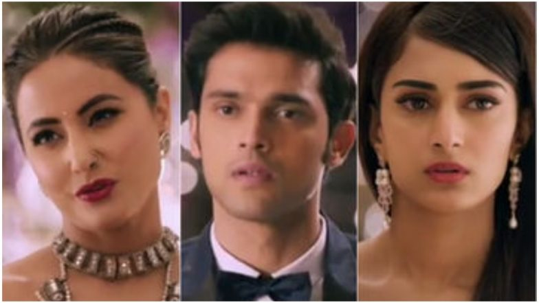 Kasautii Zindagii Kay 2 April 9, 2019 Written Update Full Episode: Komolika Gets Angry on Seeing Anurag and Prerna Locked in the Same Dressing Room