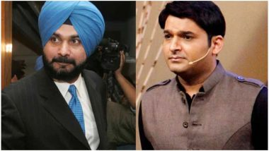 Twitterati Trend Kapil Sharma After Navjot Singh Sidhu Resigns from Punjab Cabinet, Say He's Fit for Comedy and Not Politics