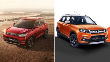 Mahindra XUV300 Vs Maruti Vitara Brezza: Prices, Specifications, Features & Variants - Comparison