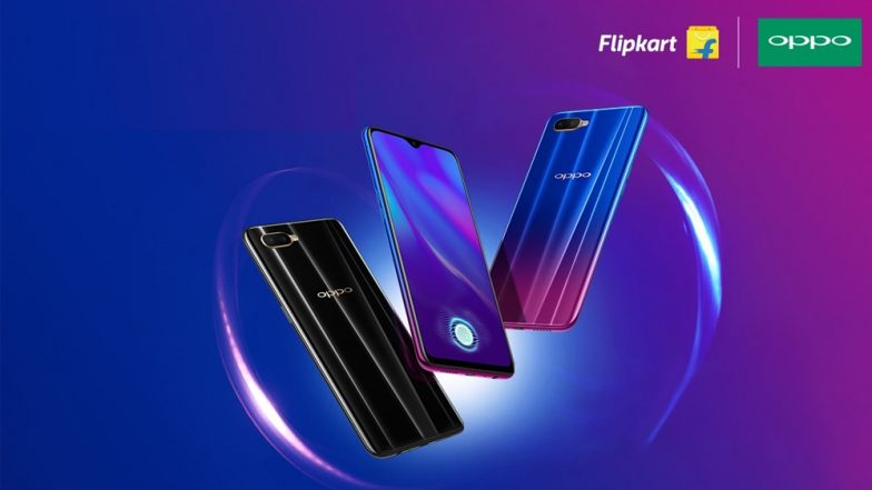 Oppo K1 With 25MP AI Selfie Camera & In-display Fingerprint Sensor Launched At Rs 16,990; Online Sale Exclusively at Flipkart on February 12 Noon
