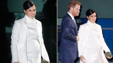 Meghan Markle's Pregnancy Glow Shines Through As She Goes on a Museum Date With Prince Harry (See Pics)