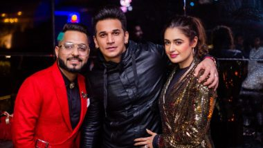 EXCLUSIVE: Prince Narula-Yuvika Chaudhary and Starboy LOC Postpone The Release of Their Single 'Goldy Golden' Due to Pulwama Terrorist Attacks; Song to Release on Feb 17