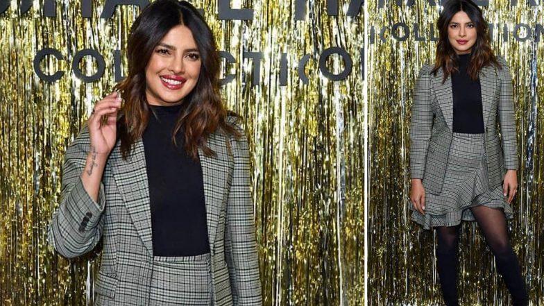 Priyanka Chopra's Uber Hot Appearance at New York Fashion Week Should Not Be Missed - View Pics
