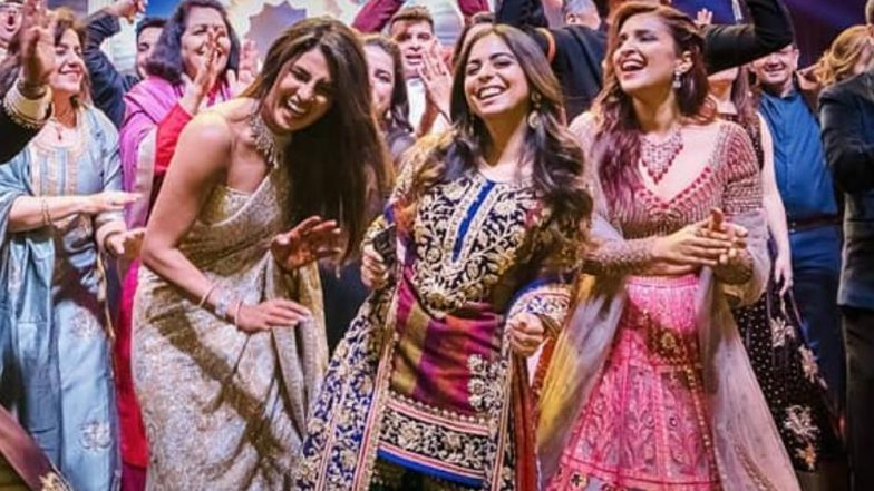 Isha Ambani Opens Up About her Equation with Priyanka Chopra, Says She's More Like an Elder Sister