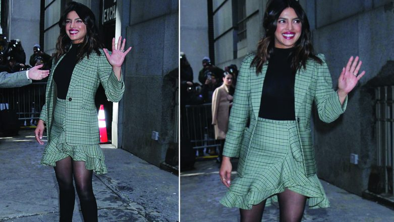 Is Priyanka Chopra Pregnant? These Latest Pics of Nick Jonas' Wife Leave Fans Wondering!