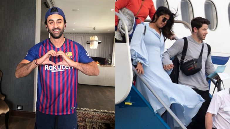 Akash Ambani's Pre-wedding Party in Switzerland: Priyanka Chopra, Nick Jonas, Ranbir Kapoor Expected to Attend