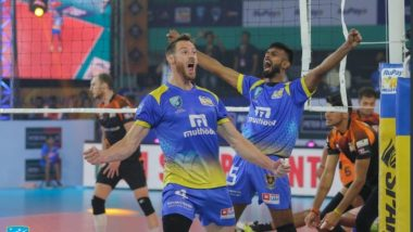 Kochi Blue Spikers vs Calicut Heroes, Pro Volleyball League 2019 Live Streaming and Telecast Details: When and Where to Watch PVL Match Online on SonyLIV and TV?