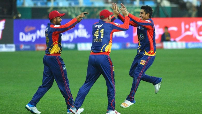 PSL 2019 Live Streaming, KK vs QG: Get Live Cricket Score, Watch Free Telecast of Lahore Qalandars vs Islamabad United on Geo Super, PTV Sports & Cricketgateway Online