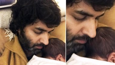 First Pic of Purab Kohli and Wife Lucy Payton's Baby Boy Osian Nur OUT!