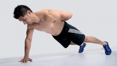 Beginner's Tutorial for Push-Ups: Learn Step-by-Step Method to Perform it Perfectly