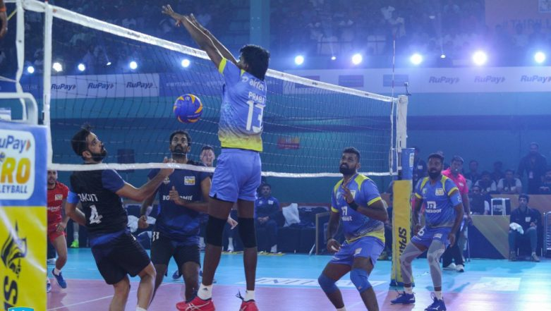 Kochi Blue Spikers vs Black Hawks Hyderabad, Pro Volleyball League 2019 Live Streaming and Telecast Details: When and Where to Watch PVL Match Online on SonyLIV and TV?