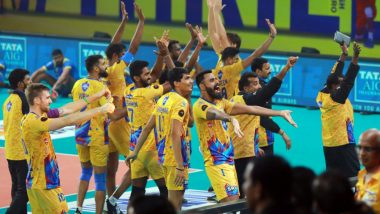 Calicut Heroes vs Chennai Spartans, Pro Volleyball League 2019 Live Streaming and Telecast Details: When and Where to Watch PVL Final Match Online on SonyLIV and TV?