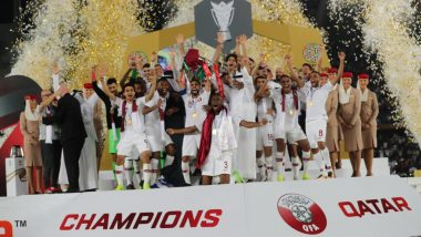 AFC Asian Cup 2019 Final Video Highlights: Qatar Shock Japan 3-1 to Win Their First Title