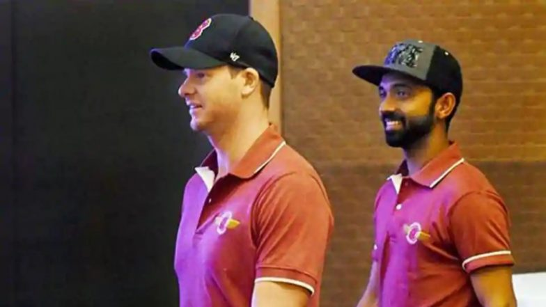 IPL 2019: Ajinkya Rahane to Welcome Steve Smith With 'Love' for IPL 12 in Rajasthan Royals