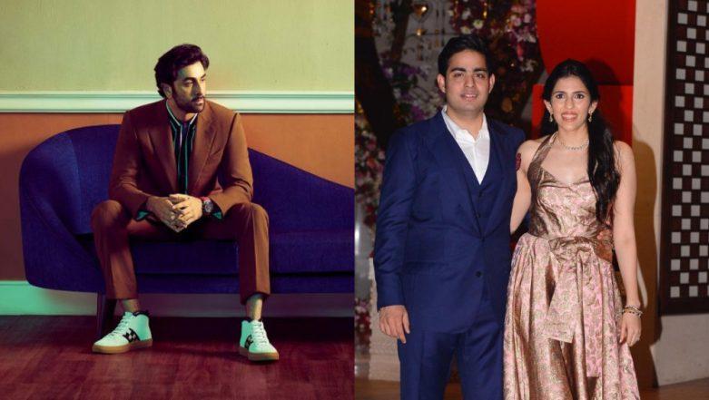Ranbir Kapoor to Join Akash Ambani's Bachelor's Party in Switzerland