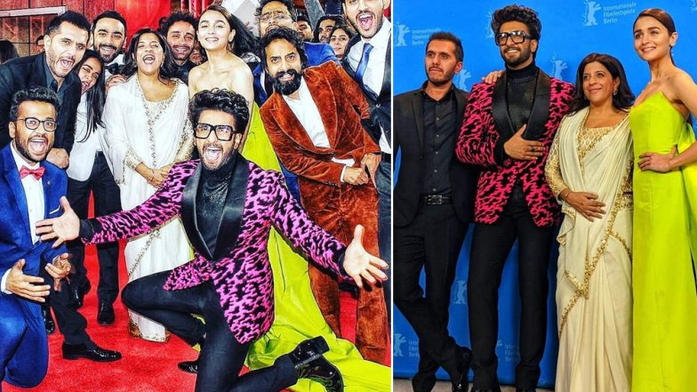Ranveer Singh and Alia Bhatt Are the Happiest As Gully Boy Makes Its World Premiere at Berlin Film Festival 2019 - See Pics