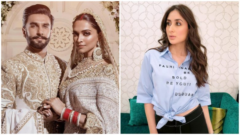 Kareena Kapoor Khan Gives a Magical Tip to Ranveer Singh to be the 'Top' Husband to Deepika Padukone (Watch Video)