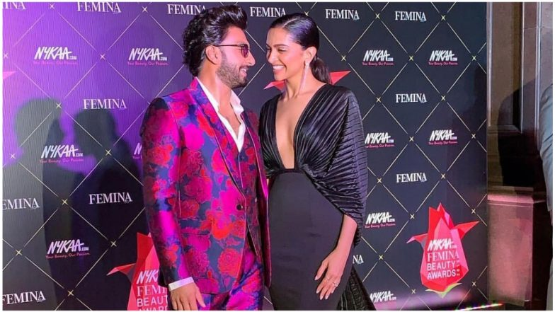Nykaa Femina Beauty Awards 2019: Deepika Padukone, Ranveer Singh, Vicky Kaushal and Other Celebs Dazzle at the Star-Studded Ceremony (View Pics)