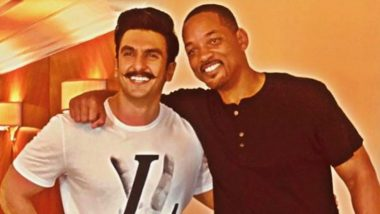 Ranveer Singh Ecstatic Over Will Smith's Shoutout To Him For Gully Boy; Thanks The Original Rapper! View Post