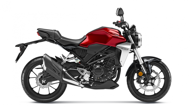 2019 Honda CB300R Motorcycle With Neo Sports Café DNA Launched in India at Rs 2.41 Lakh