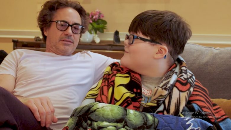 Rare Disease Day 2019: Iron Man Star Robert Downey Jr Joins Hands with Terminally Ill Boy to Raise Awareness about ROHHAD