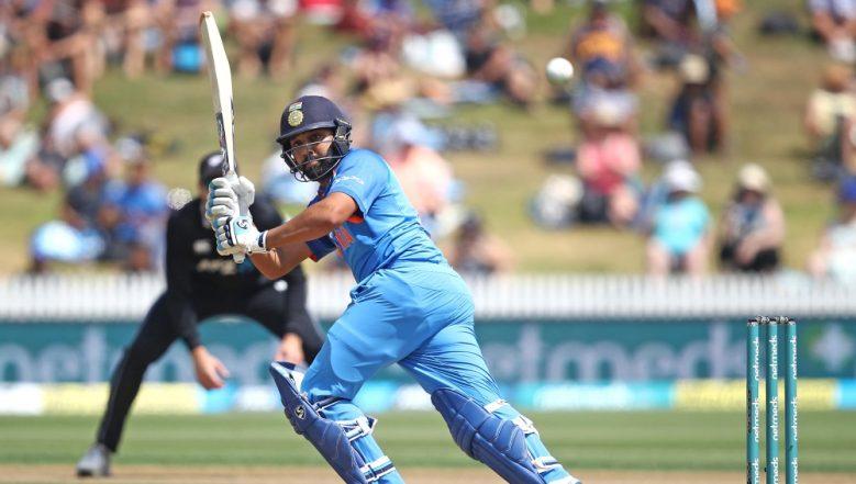Rohit Sharma Could Break This Record During India vs Australia, 1st T20I 2019