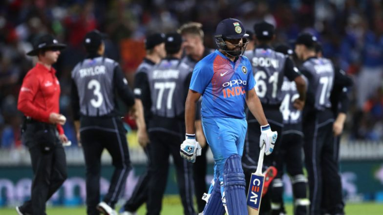 IND vs NZ 3rd T20I 2019 Video Highlights: New Zealand Deny India Perfect Finish, Grab T20I Series With 4-run Win