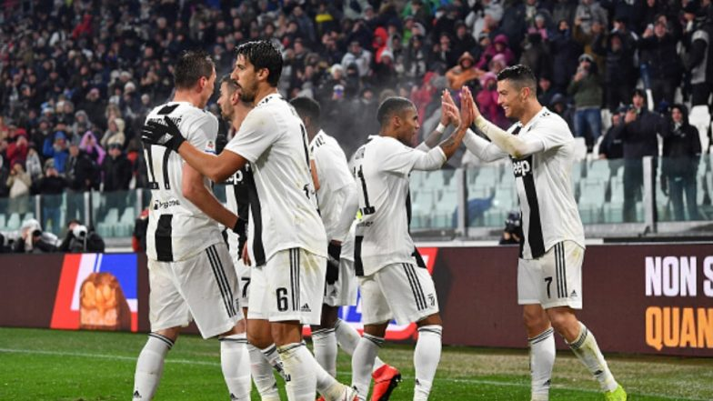 Juventus vs Fiorentina, Italian Serie A 2018–19 Live Streaming and Telecast Details: Where and When to Watch JUV vs FIO Football Match Live on TV and Online?