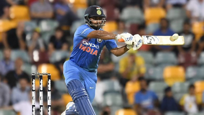 Rishabh Pant Left Out of Team India for ICC Cricket World Cup 2019, Check Full 15-Man Squad