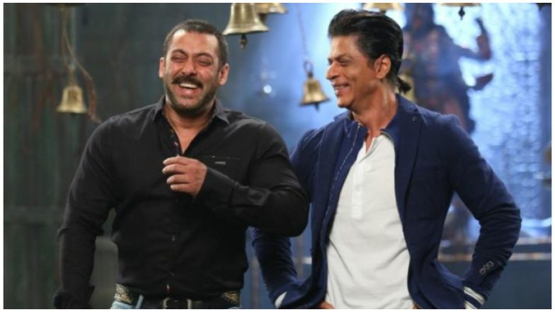 Salman Khan and Shah Rukh Khan to Grace Koffee with Karan 6 Finale?