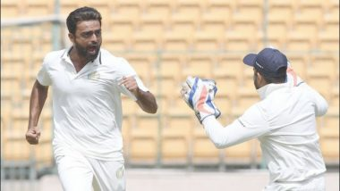 Ranji Trophy 2019–20 Final: Saurashtra Take One Step Closer to Title After Obtaining First Inning Lead Over Bengal