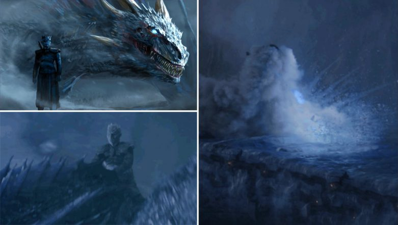 Game Of Thrones Season 7: Here's How The Fall of The Night's Watch Wall Was Shot!