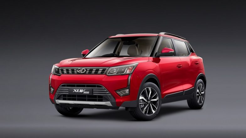 Mahindra XUV300 Sub-Compact SUV India Launch Tomorrow; Likely To Be Priced Around 8 Lakh