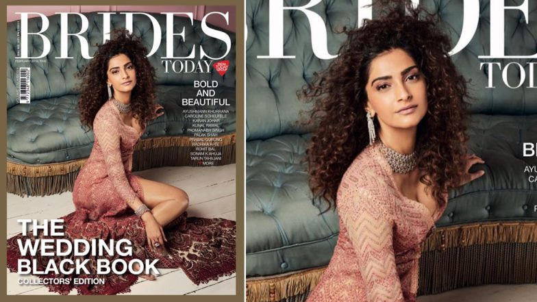 Sonam Kapoor Flaunts Her Curls in This New Photoshoot and Honestly, It Makes us Eager for The Zoya Factor