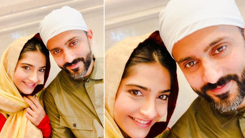 Sonam Kapoor and Anand Ahuja Begin Their Weekend on a Peaceful and Divine Note - See Pic